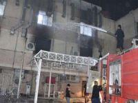 Irak'taki hastane yangınında ölenlerin sayısı 82'ye yükseldi
