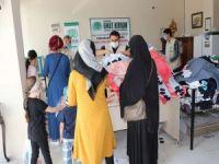 Mardin Umut Kervanı Dünya Yetimler Günü'nde bin yetim çocuğu giydirdi