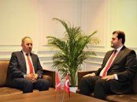 HÜDA PAR İstanbul İl Başkanı Elbüyük'ten, Saadet Partisine ziyaret