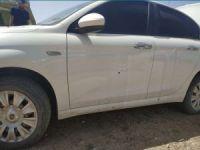 Şanlıurfa'da içerisinde bebek bulunan otomobile uzun namlulu silahlarla ateş açıldı