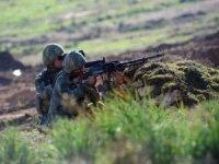 Saldırı hazırlığındaki bir PKK'lı öldürüldü