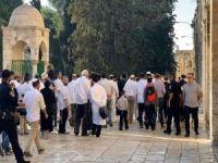 Siyonistlerden Ramazan'ın 28'inde Mescid-i Aksa'ya baskın planı