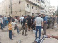 PKK'dan Afrin'de bombalı saldırı: 5 çocuk yaralandı