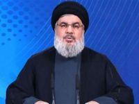 "Seyyid Hasan Nasrallah: ""Kudüs'ün kurtuluşu her zamankinden daha yakın"""