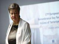 AB İçişleri Komiseri Ylva Johansson Ankara'ya çalışma ziyareti gerçekleştirecek