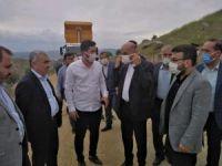 Milletvekili Özdemir'den ilçe ziyaretleri