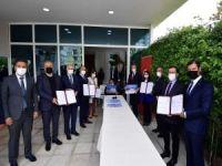 Gaziantep havalimanına hayırsever aile tarafından cami yaptırılacak