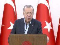 Cumhurbaşkanı Erdoğan evlat nöbetindeki annelerle iftarda bir araya geldi