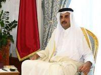 Katar Emiri Şeyh Temim'den Filistin'e destek açıklaması