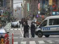 Times Meydanı'nda silahlı çatışma: 3 yaralı