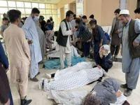 Kabil'deki okul saldırısında ölenlerin sayısı 50'yi geçti
