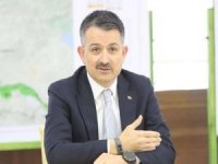Bakan Pakdemirli: Türkiye'nin geleceği 1. Su Şurasında masaya yatırılacak