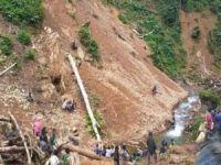 Gine'de altın madeninde göçük: 15 ölü