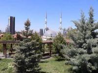 Kudüs için Ankara semalarından dualar yükseldi