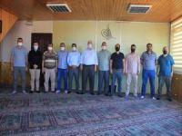 Adana'da STK'lar Kudüs gündemiyle toplandı
