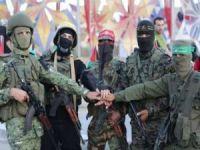 """Filistin Direniş Grupları Ortak Operasyon Odası """"Kudüs Kılıcı Operasyonu"""" başlattı"""