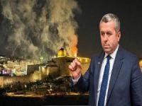 BBP'li Yardımcıoğlu'ndan İslam Âlemi'ne Cihad Çağrısı