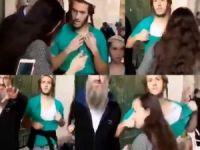 """Siyonist işgalciler """"Müslümanlar bize saldırdı"""" diyebilmek için kendi üstlerini parçaladılar"""
