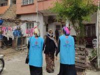 İhtiyaç sahibi 800 aileye yardım yapıldı