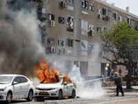 Direniş füzeleri Askalan'da 2 siyonist işgalciyi öldürdü