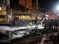 Tel Aviv yanıyor: Ölü ve yaralı siyonistler var