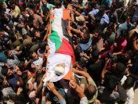 Gazze'de şehidlerin sayısı 65'e yükseldi