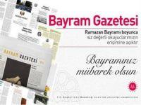 Diyanet Bayram Gazetesi'nin yayın hayatına başladı