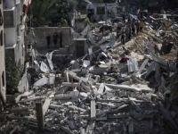 İşgalci teröristler hava saldırılarını sürdürüyor: Şehitler var