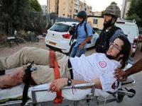 İşgal altındaki topraklarda ambulans hareketliliği yaşanıyor