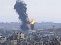 Siyonist işgalciler öncekilere kıyasla çok daha yıkıcı bombalar kullanıyor