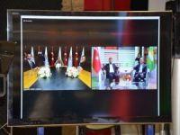 HÜDA PAR ile AK Parti video konferans aracılığıyla bayramlaştı
