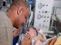 Siyonistlerin saldırısında 4 çocuğu ve eşi şehid olan baba Haddadi: Siviller bilerek vuruldu