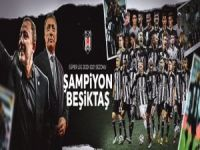 ...Ve Şampiyon Beşiktaş!