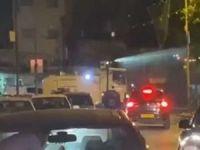 İşgal rejimi Kudüs'te hastaneye saldırıyor