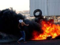 Batı Şeria ve Kudüs'te 545 Filistinli daha yaralandı