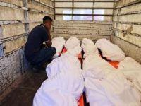 Siyonist işgal rejiminin dün geceki saldırılarında 33 kişi şehid oldu