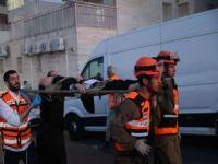 Beter olun! Yahudilerin bulunduğu sinagogda tribün çöktü: 2 ölü 132 yaralı