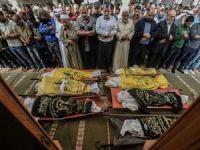Gazze Sağlık Bakanlığı şehid ve yaralı sayısını açıkladı