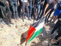 Gazze halkı: Bizler burada İslam ümmetinin onurunu koruyoruz