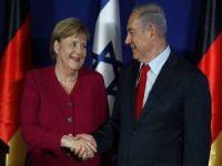 """Almanya'dan siyonist işgal rejimine tam destek: """"Meşru müdafaa hakkını kullanıyor"""""""