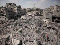 Katar: Filistin'in adil davasına destek vermek konusunda hiçbir çabadan geri kalmayacağız