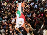 Siyonist işgal rejiminin Gazze'ye düzenlediği saldırılarda şehid sayısı 220'ye yükseldi