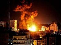 Siyonist işgal rejiminin Gazze'ye saldırıları sürüyor