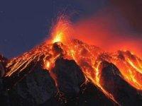 Kongo'da Nyiragongo yanardağında patlama meydana geldi