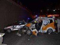 Diyarbakır'da feci kaza: 3 ölü 12 yaralı