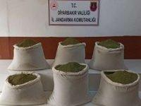 Diyarbakır'da 263 kilogram esrar maddesi ele geçirildi