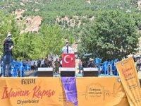 """Diyarbakır'ın Fethi dolayısıyla """"Ashab-ı Kehf Uyanış Günü"""" etkinliği gerçekleştirildi"""