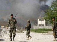Afganistan'da bombalı saldırı: 5 ölü 18 yaralı