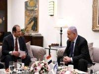 Netanyahu Mısır İstihbarat Başkanı Kamil ile görüştü