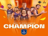 EuroLeague şampiyonu Anadolu Efes!